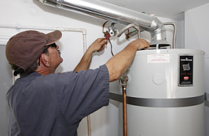 our Newark water heater repair service is always available